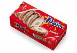 Prøv også Hennig Olsen Daim iskake.