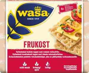 Prøv også Wasa Frukost.