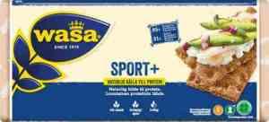 Prøv også Wasa Sport+.