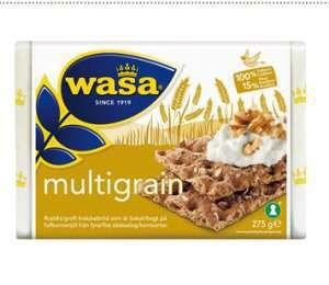 Les mer om Wasa Multigrain hos oss.