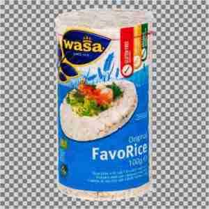 Prøv også Wasa favorice original.