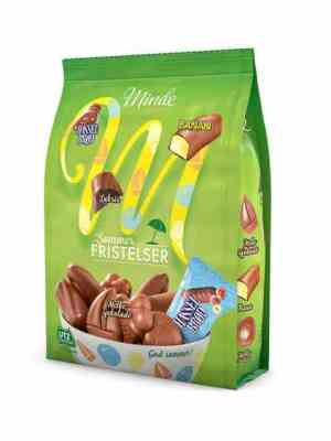 Prøv også Minde sjokolade sommermix.