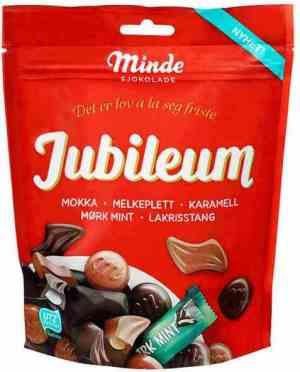Prøv også Minde sjokolade jubileum.