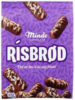Prøv også Minde sjokolade risbrød.