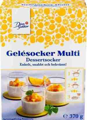 Prøv også Dansukker Gelesukker Multi.