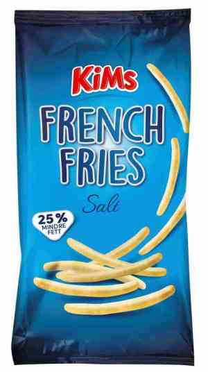 Prøv også KiMs French Fries.