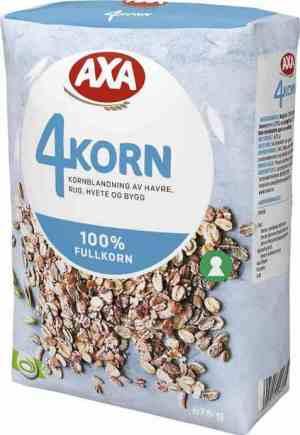 Prøv også AXA 4-Korn.