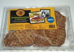 Prøv også Karbonader storpakke av kylling.