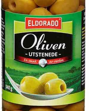 Prøv også Eldorado oliven grønn steinfri.