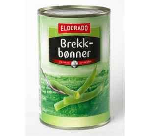 Prøv også Eldorado hermetiske brekkbønner.
