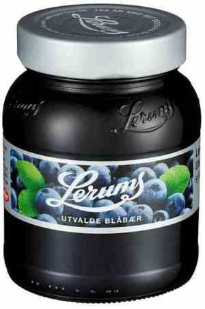 Prøv også Lerums utvalde blåbær syltetøy.