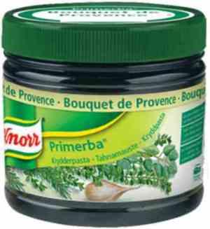 Prøv også Knorr Primerba Herbes de Provence.