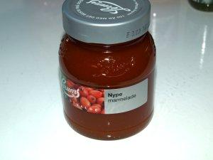 Prøv også Lerums nype marmelade.