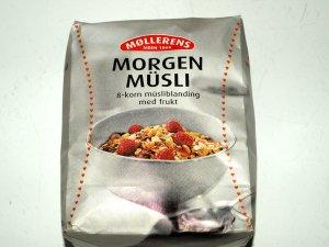 Prøv også Møllerens Morgenmusli.