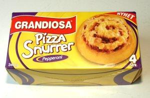 Prøv også Grandiosa Pizzasnurrer med pepperoni.