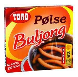 Les mer om Toro p�lse buljong hos oss.