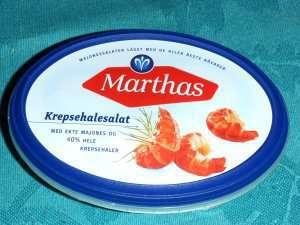 Prøv også Marthas krepsehalesalat.