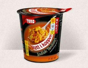 Prøv også Toro Rett i koppen Indisk Tandoori med kylling og ris.