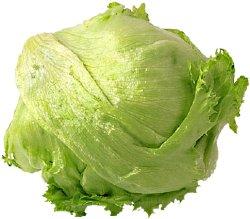 Prøv også Isbergsalat, issalat, norsk, rå.