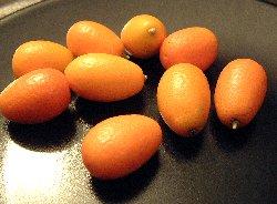 Prøv også Kumquat, rå.