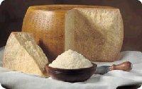 Prøv også Parmesan, ost.