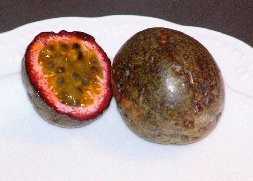 Prøv også Pasionsfrukt, rå.