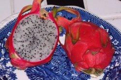 Prøv også Pitahaya drakefrukt.