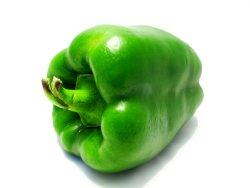 Bilde av Paprika, grønn, rå.