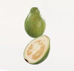 Prøv også Guava, rå.
