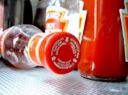 Prøv også Ketchup, tomatketchup.