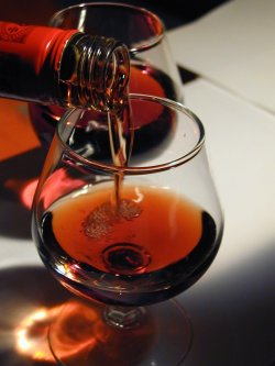 Prøv også Cognac, Konjakk.