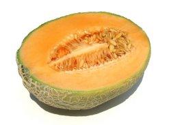 Les mer om Melon, kantaloupe, r� hos oss.