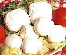 Prøv også Mozzarella, ost.