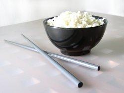 Prøv også Ris polert, parboiled, langkornet, kokt.