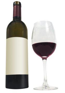 Bilde av Vin, r�dvin, 12 vol-% alkohol.
