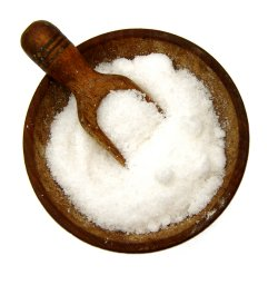 Prøv også Salt.