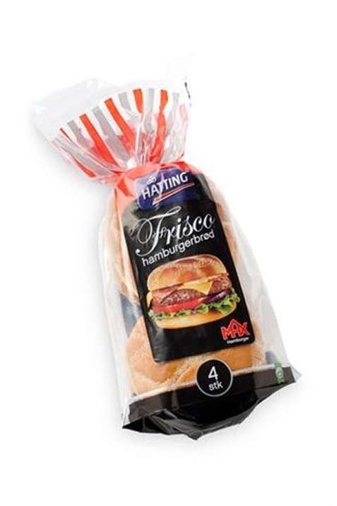 Bilde av Hatting Frisco Hamburgerbrød.