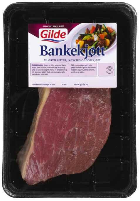 Bilde av Gilde bankekjøtt.