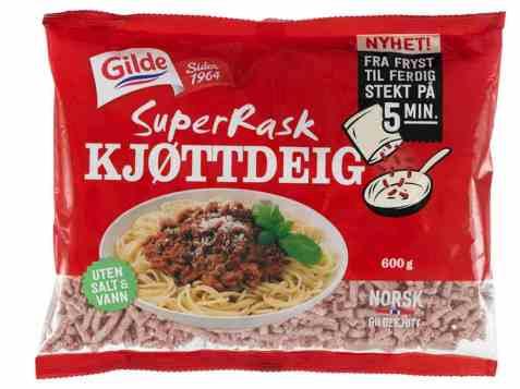Bilde av Gilde superrask kjøttdeig.