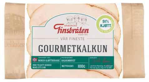 Bilde av Finsbråten Gourmetkalkun fineste.