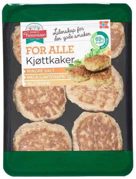 Bilde av Finsbråten for alle kjøttkaker.