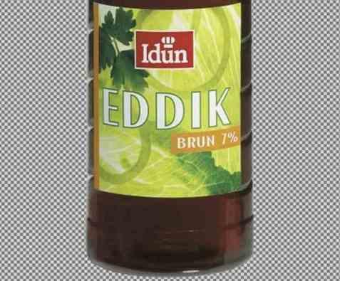 Bilde av Idun eddik brun 7 prosent.