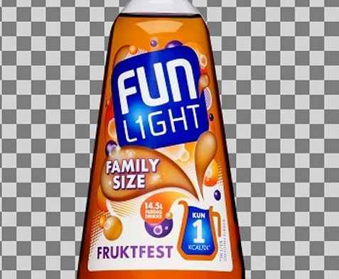Bilde av Fun Light fruktfest.