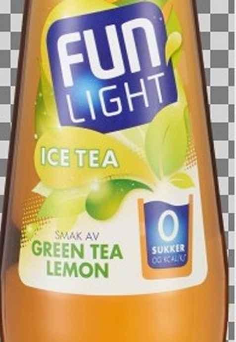 Bilde av Fun light green tea lemon.