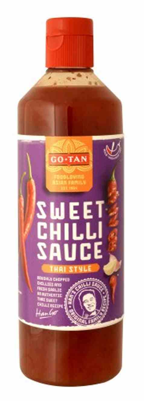 Bilde av Go-Tan Chilli Sauce Original.
