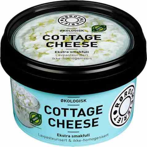 Bilde av Rørosmeieriet Cottage Cheese.