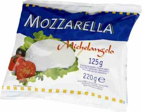 Bilde av Michelangelo Mozzarella.