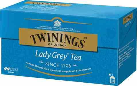 Bilde av Twinings lady grey.