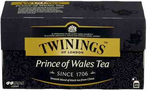 Bilde av Twinings Prince of Wales.