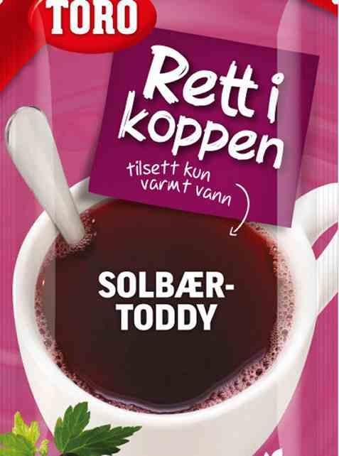 Bilde av Toro Rett i Koppen Solbærtoddy.